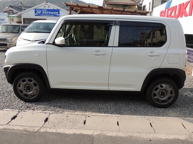 「スズキ」「ハスラー」「コンパクトカー」「広島県」の中古車7
