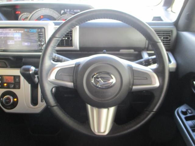 ダイハツ ウェイク G SA 4WD 純正ナビ 両側パワースライド Aストップ