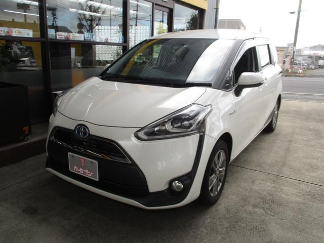 「トヨタ」「シエンタ」「ミニバン・ワンボックス」「鳥取県」の中古車8