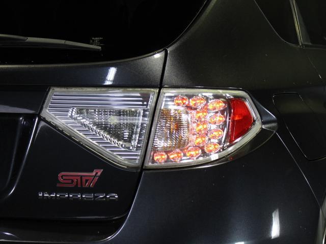 スバル インプレッサ WRX STI WORK19AW STIリップ 車高調
