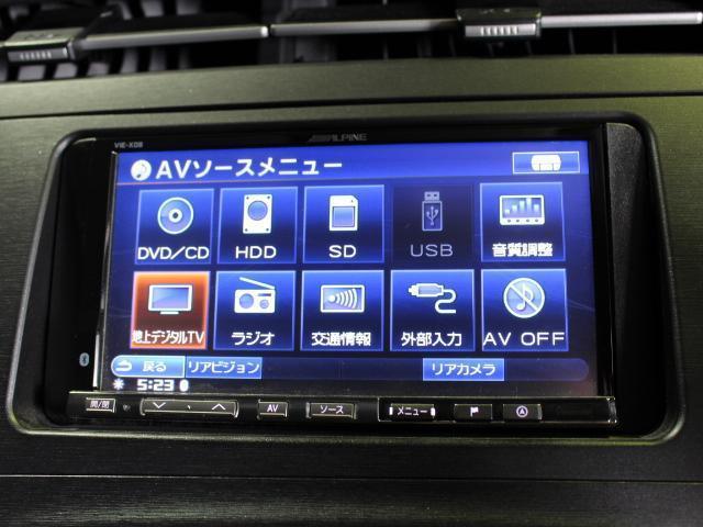 G ツーリングセレクション 1オナ アルパインHDDナビTV(13枚目)