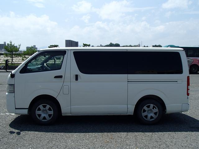 トヨタ ハイエースバン ETC
