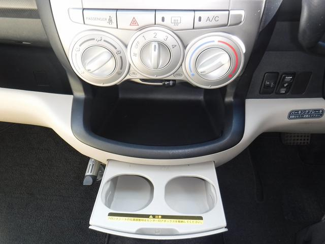 トヨタ パッソ X Fパッケージ スマートキー ベンチシート