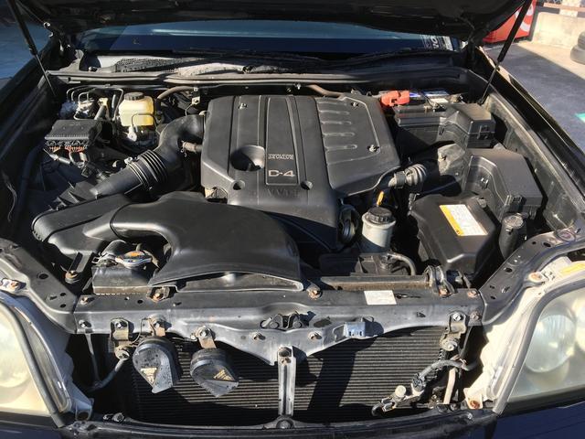 エンジンもいい音させておりますっ!オイル・オイルエレメント交換してご納車いたしますっ!