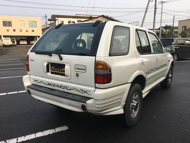 いすゞ いすゞ ウィザード ディーゼルターボ : autos.goo.ne.jp