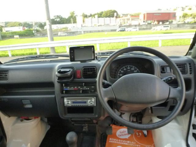 スズキ キャリイトラック KC 4WD エアコン・パワステ タイヤ新品