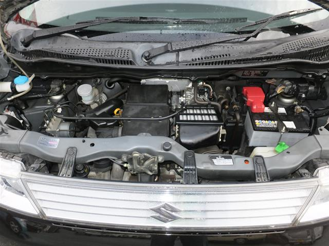 スズキ ワゴンR スティングレーDIターボ HIDライト ウインカーミラー