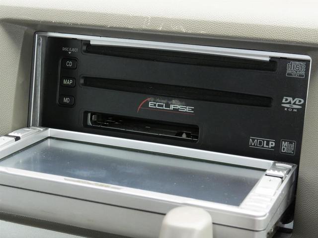 スズキ エブリイワゴン PZターボ HIDライト DVDナビ キーレス 左電動ドア