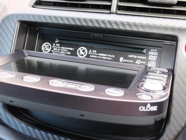 ホンダ フィット RS 純正HDDナビ バックカメラ ETC HIDライト