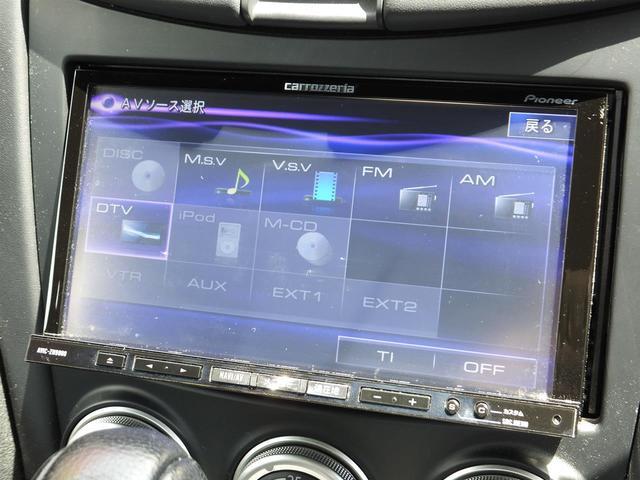 日産 フェアレディZ ベースグレード カロッツェリアナビ フルセグTV ETC