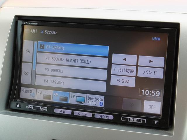 スズキ ワゴンR FXリミテッドII ナビ ワンセグTV ETC スマートキー