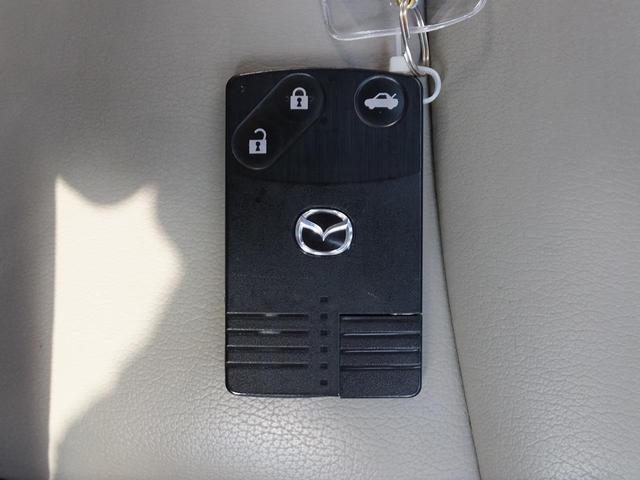 マツダ RX-8 タイプE サンドベージュレザーパッケージ ETC カードキー
