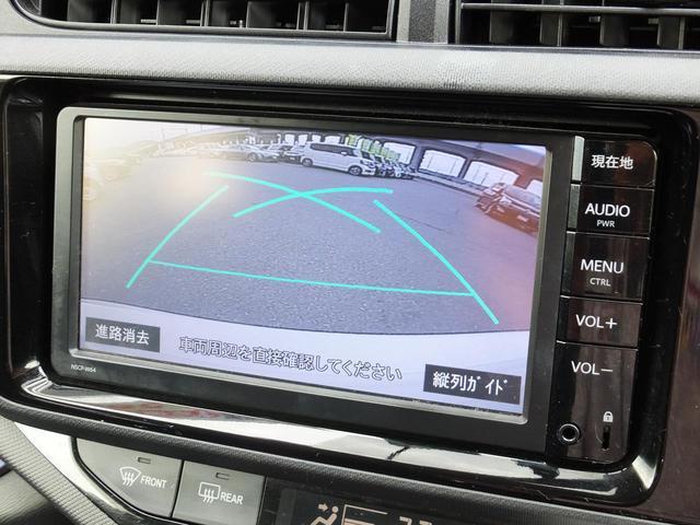 トヨタ アクア S 純正ナビ バックカメラ フルセグTV ETC キーレス
