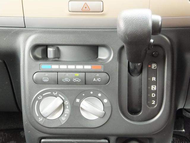 ☆☆☆【インパネCVTシフトで燃費性能アップ(^_^)vの経済的な車です】★★★☆☆☆【手動操作のマニュアルエアコン装備車です】★★★