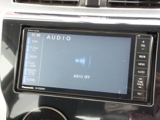 Tターボ4WD ナビ バックカメラ フルセグTV ETC(10枚目)