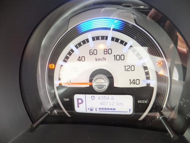 Gターボ レーダーブレーキ 社外ナビ 地デジ ETC スマートキー プッシュスタート HIDオートライト オートエアコン アイドリングストップ(12枚目)