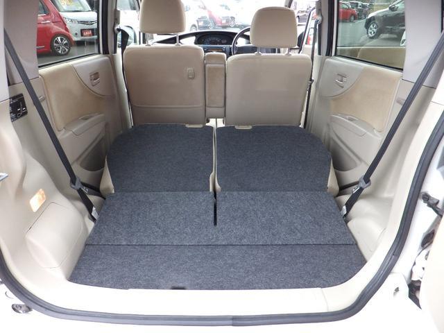 ☆☆☆【後部座席シートを倒せば大きな荷物も簡単に積むことができますので、いざという時は便利です】★★★