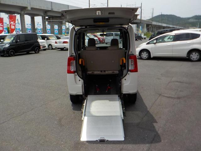☆☆☆【スローパー付きで車椅子の方も楽に乗り降りできます】★★★