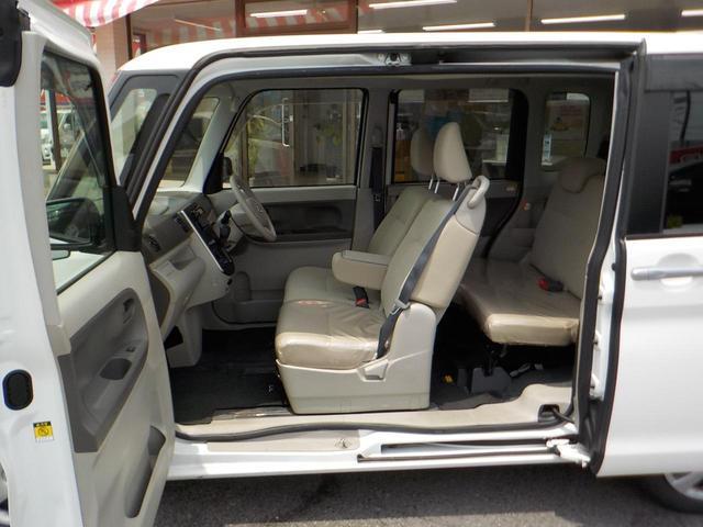 ◆◆◆【後部座席はスライドドアで助手席ドアも開けると大変乗り降りしやすいです】◆◆◆
