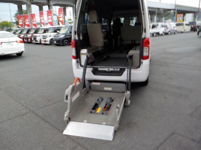 ◆◆◆【全自動リフター付きで車椅子の方を楽に乗り降りさせることができます】◆◆◆