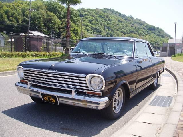 「シボレー」「シボレーノーバ」「クーペ」「広島県」の中古車7