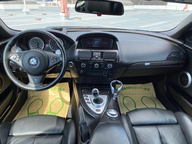 「BMW」「M6」「オープンカー」「広島県」の中古車14