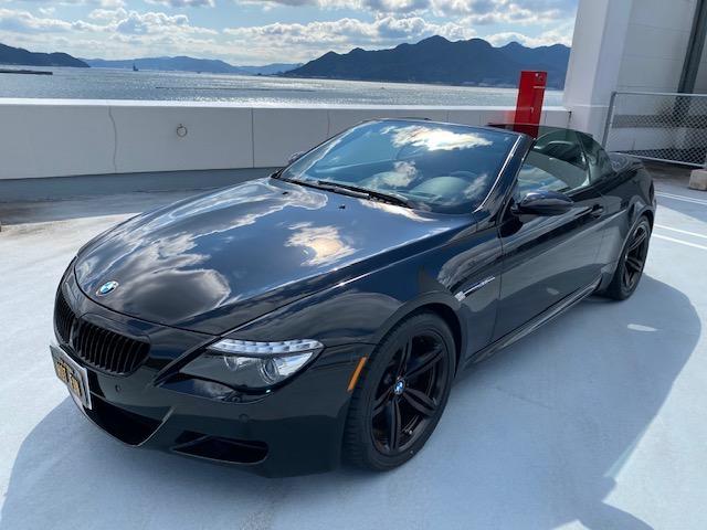 「BMW」「M6」「オープンカー」「広島県」の中古車39