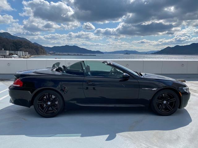 「BMW」「M6」「オープンカー」「広島県」の中古車41