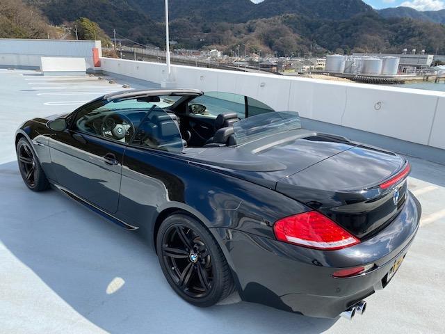 「BMW」「M6」「オープンカー」「広島県」の中古車47