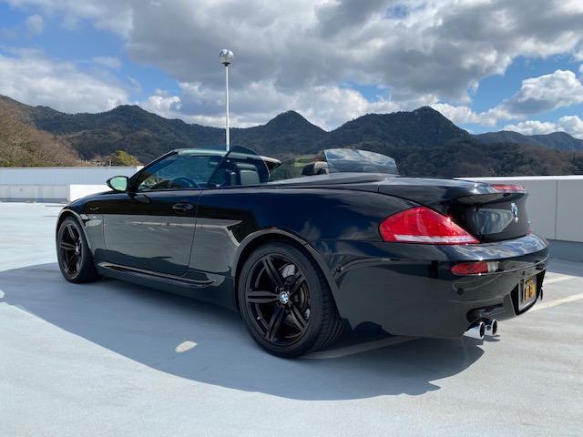 「BMW」「M6」「オープンカー」「広島県」の中古車48
