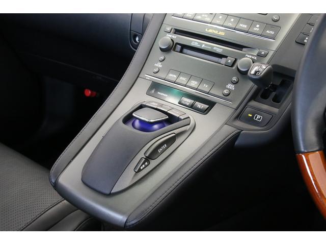 レクサス HS バージョンI プリクラッシュ HUD 黒本革シート LED