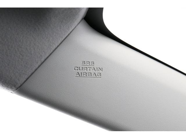 サイドカーテンエアバッグシステム&S-VSC付きで安全性も高いです。