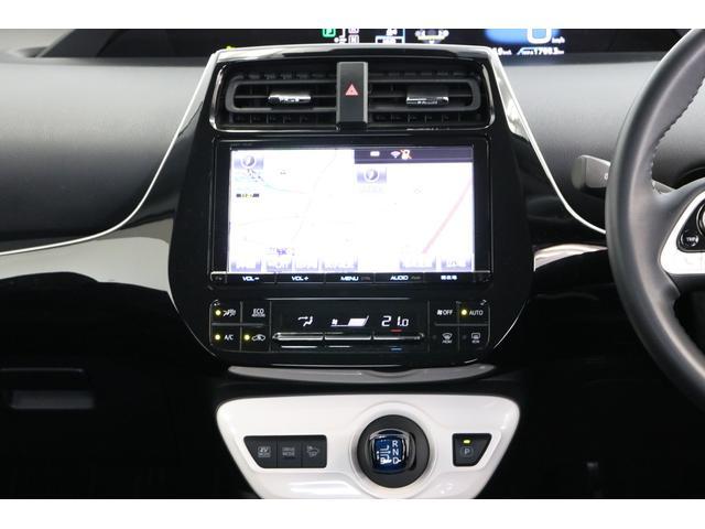 トヨタ プリウス Sセーフティプラス 専用9型ナビ 自動ブレーキ 全国保証継承