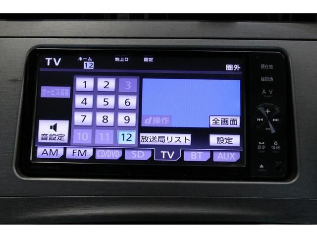 トヨタ プリウス S 純正SDナビ HID 革巻きハンドル ETC 全国保証