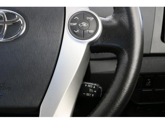 トヨタ プリウス G メーカーOPナビ HUD ハーフレザー 全国HV保証付