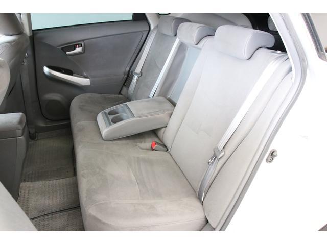 トヨタ プリウス S 社外SDナビ バックカメラ スマートキー 全国HV保証付