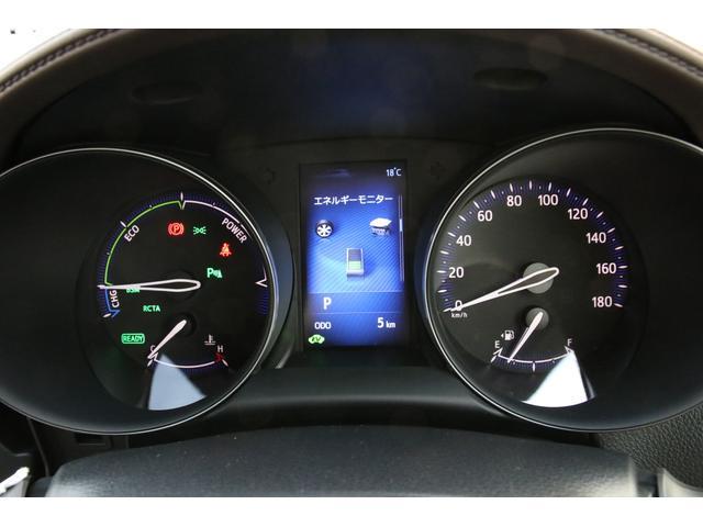 トヨタ C-HR G 純正9型ナビ 自動ブレーキ LEDライト 保証継承付