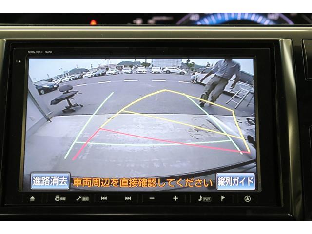 ミニバンだとバックカメラがあると運転しやすいですね。