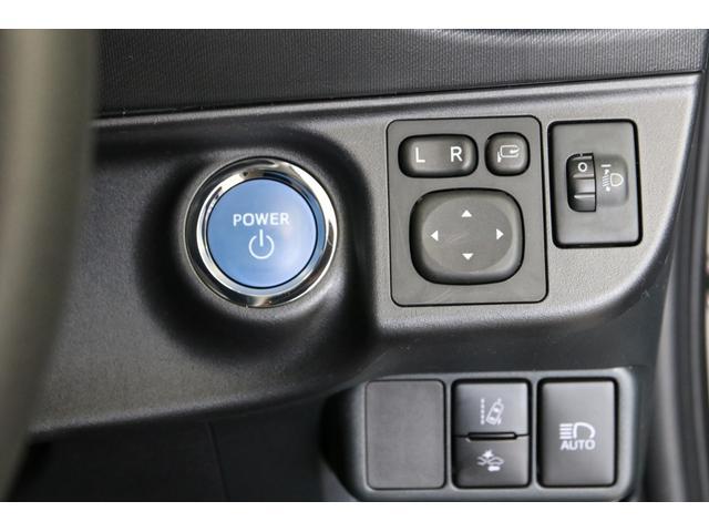 LDA、プリクラッシュセーフティの車間距離設定、オートマチックハイビームのスイッチです。プリクラッシュセーフティは作動時に単独で約30km/hの減速をしてくれます。