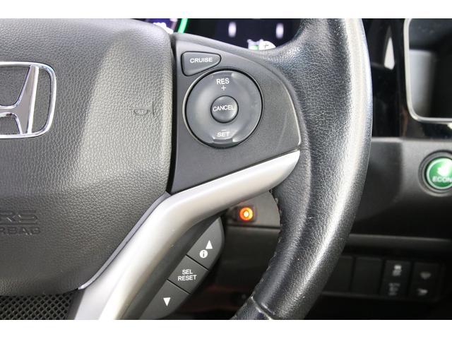 ハイブリッドZ ワンオーナー 衝突軽減ブレーキ 純正インターナビ ハーフレザーシート ハイブリッド1年保証付 サイドカーテンエアバッグ クルーズコントロール シートヒーター スマートキー バックカメラ ETC(12枚目)
