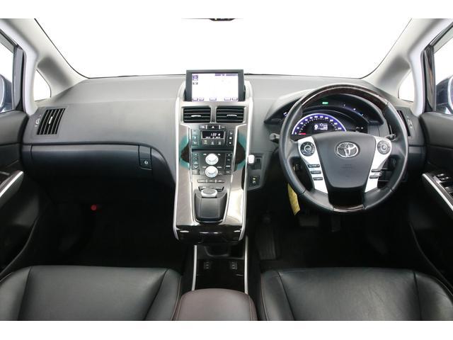 内装はブラックの本革シートがとても素晴らしいですね。車両状態もこのSAIは内外装含めてとても素晴らしいですので本当にお勧めできる1台です。