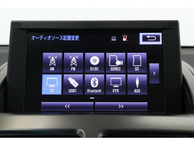 G系以上に標準装備(S系には670,680円のメーカーオプション)のスーパーライブサウンドシステム10スピーカーが装備されているのでブルーレイディスクも再生可能です。すごいですね。