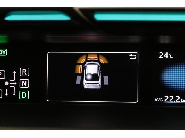 Aプレミアム ツーリングセレクション 純正プリウス専用9型ナビ プリクラッシュ レーダークルーズ 黒本革シート 誤発進抑制ソナー HV1年保証付 LED BSM ヘッドアップディスプレイ パワーシート シートヒーター スマートキー ETC(14枚目)