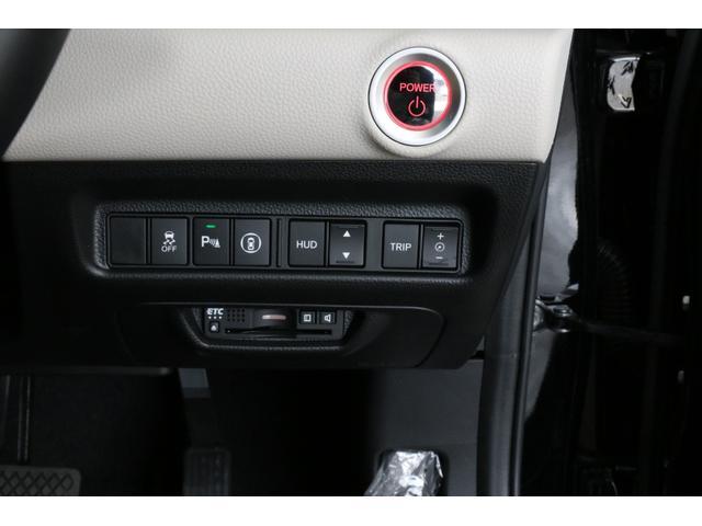 EX ホンダセンシング サンルーフ 本革シート LEDヘッドライト 前後席シートヒーター 純正リモコンエンジンスターター ヘッドアップディスプレイ 18インチアルミ クリアランスソナー ETC(15枚目)