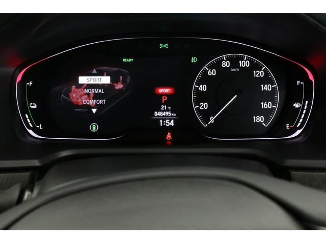 EX ホンダセンシング サンルーフ 本革シート LEDヘッドライト 前後席シートヒーター 純正リモコンエンジンスターター ヘッドアップディスプレイ 18インチアルミ クリアランスソナー ETC(48枚目)