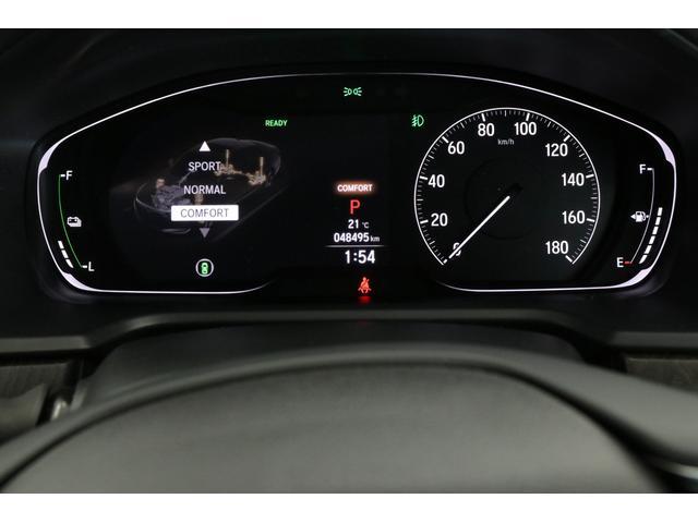 EX ホンダセンシング サンルーフ 本革シート LEDヘッドライト 前後席シートヒーター 純正リモコンエンジンスターター ヘッドアップディスプレイ 18インチアルミ クリアランスソナー ETC(49枚目)