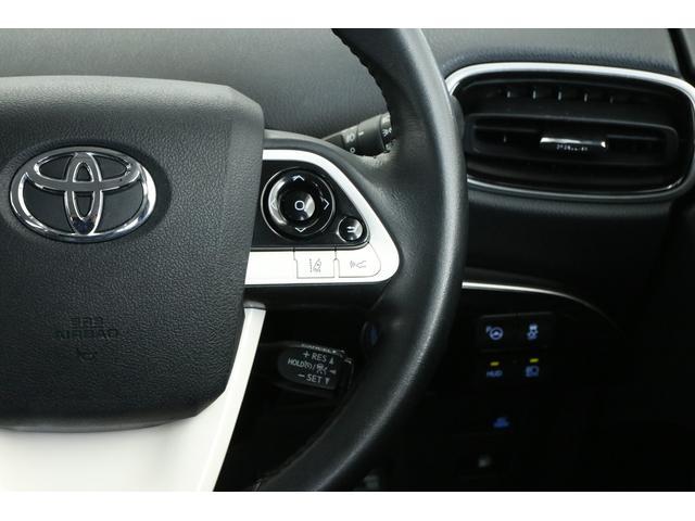 A プリウス専用純正9型SDナビ AC100V 1500Wアクセサリーコンセント セーフティセンスP レーダークルーズコントロール BSM ヘッドアップディスプレイ LEDヘッドライト(11枚目)