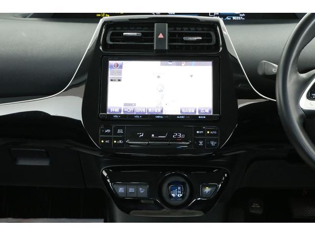 A プリウス専用純正9型SDナビ AC100V 1500Wアクセサリーコンセント セーフティセンスP レーダークルーズコントロール BSM ヘッドアップディスプレイ LEDヘッドライト(12枚目)