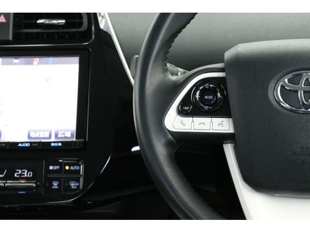 A プリウス専用純正9型SDナビ AC100V 1500Wアクセサリーコンセント セーフティセンスP レーダークルーズコントロール BSM ヘッドアップディスプレイ LEDヘッドライト(32枚目)