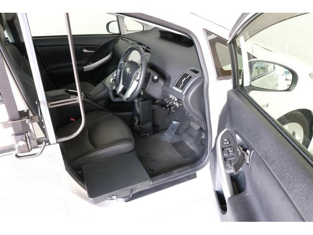 Gツーリングセレクションレザーパッケージ ウェルキャブ車 車椅子収納オートボックス アルパイン9型ナビ プリクラッシュセーフティ レーダークルーズコントロール 本革シート シートヒーター バックカメラ(9枚目)
